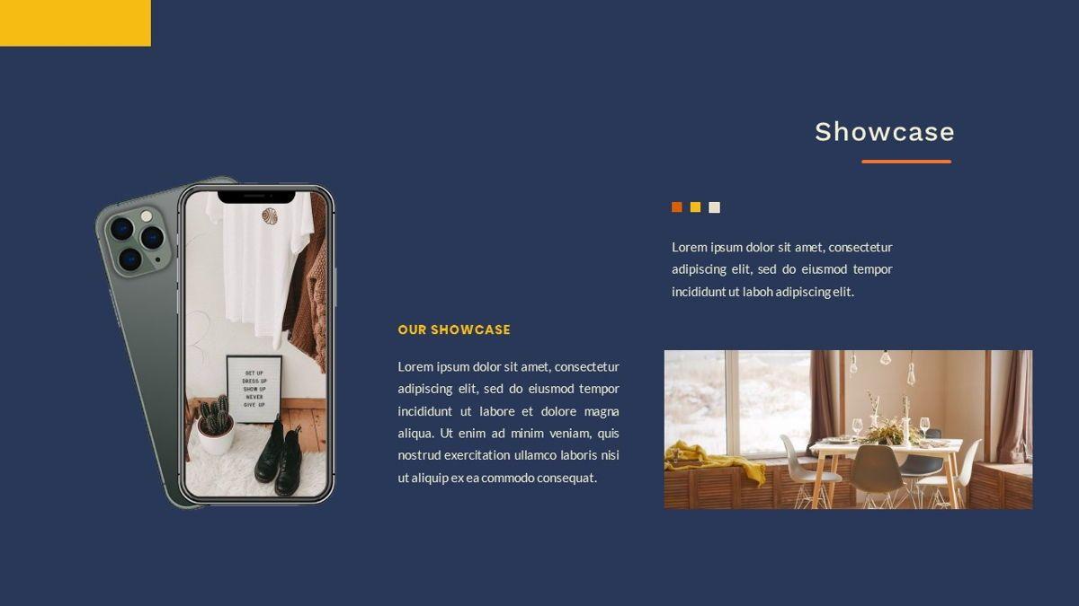 Kikie – Creative Business Elegant PowerPoint Template, Slide 34, 06846, Presentation Templates — PoweredTemplate.com
