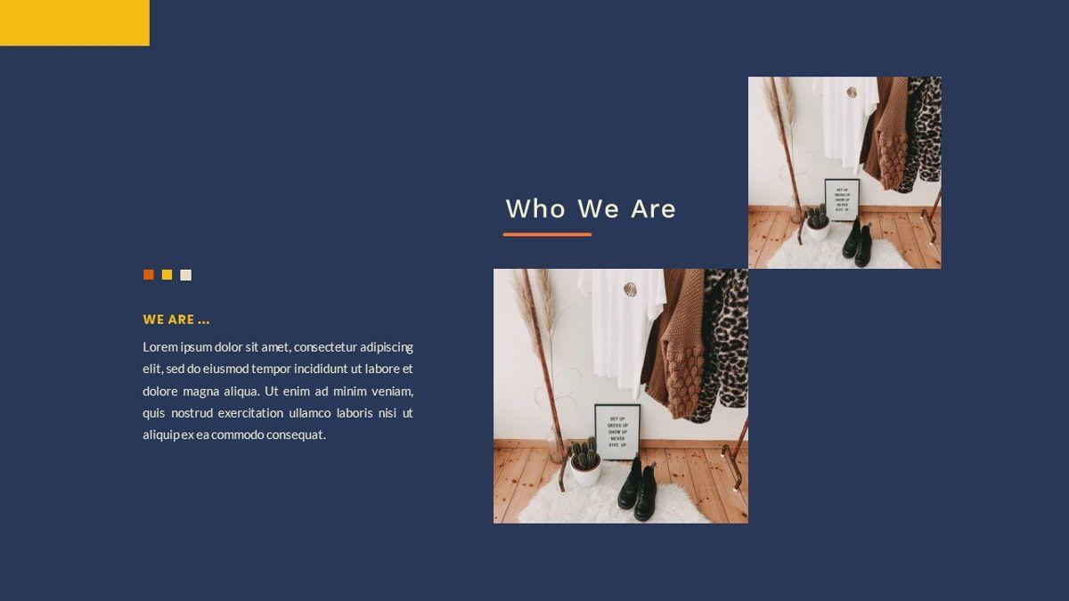 Kikie – Creative Business Elegant PowerPoint Template, Slide 5, 06846, Presentation Templates — PoweredTemplate.com