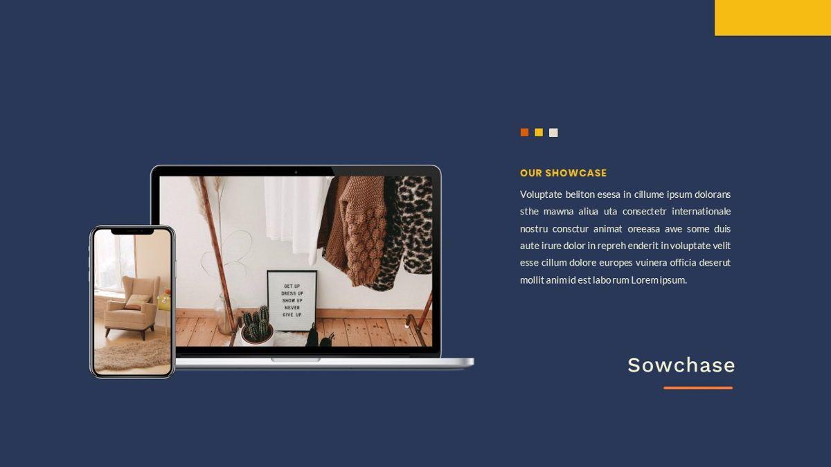Kikie – Creative Business Elegant Keynote Template, Slide 33, 06847, Presentation Templates — PoweredTemplate.com