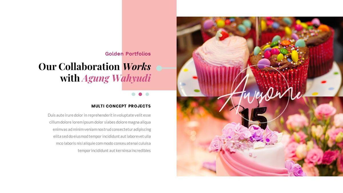 Desssoy – Creative Business PowerPoint Template, Slide 28, 06848, Presentation Templates — PoweredTemplate.com