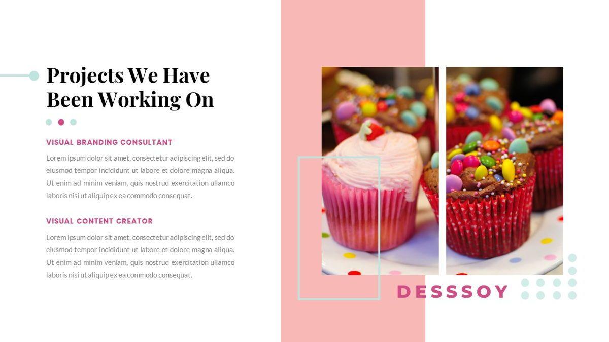 Desssoy – Creative Business PowerPoint Template, Slide 7, 06848, Presentation Templates — PoweredTemplate.com