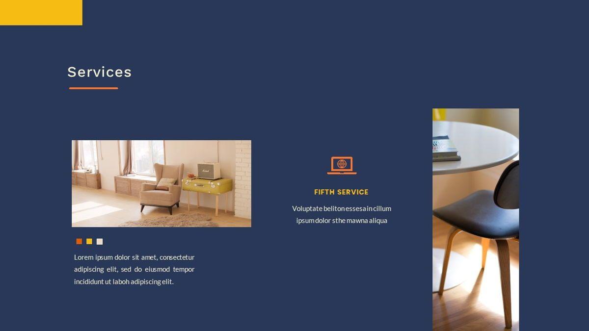 Kikie – Creative Business Elegant Google Slides Template, Slide 22, 06849, Presentation Templates — PoweredTemplate.com