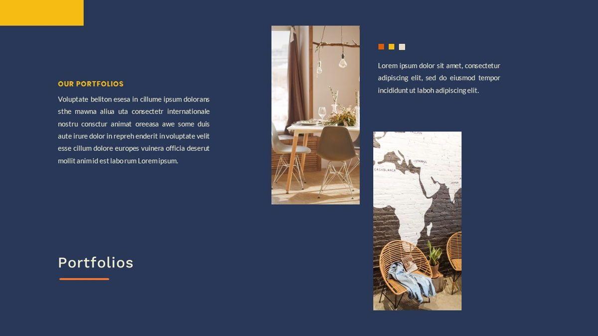 Kikie – Creative Business Elegant Google Slides Template, Slide 25, 06849, Presentation Templates — PoweredTemplate.com