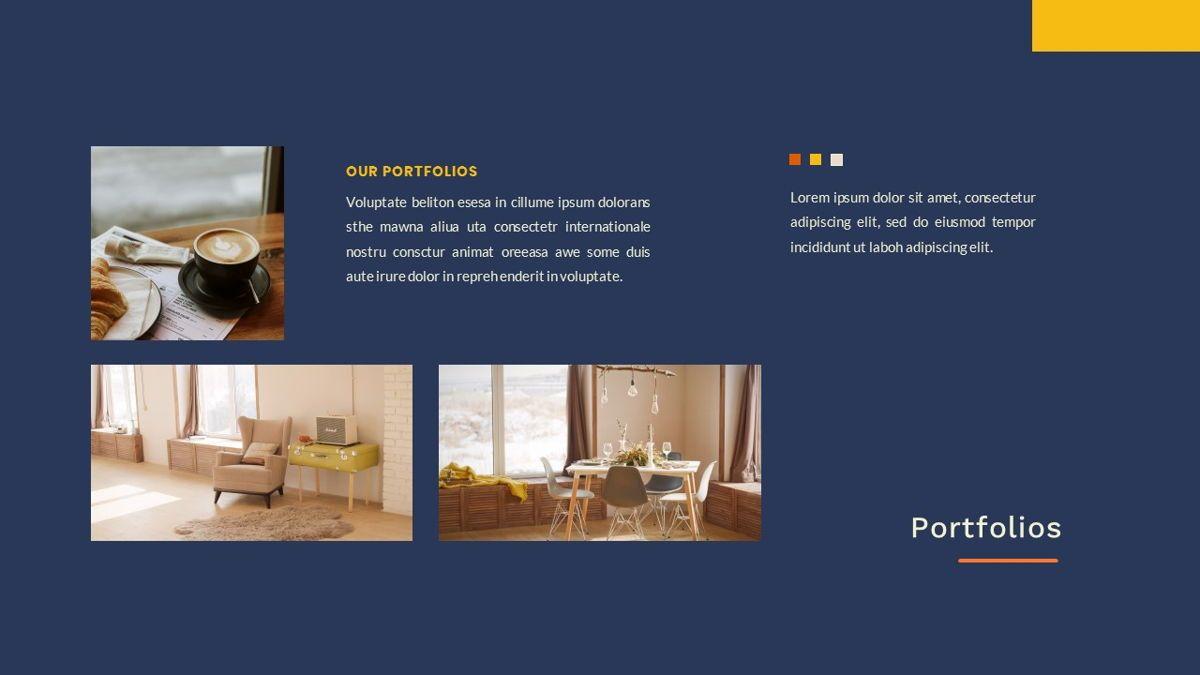 Kikie – Creative Business Elegant Google Slides Template, Slide 26, 06849, Presentation Templates — PoweredTemplate.com
