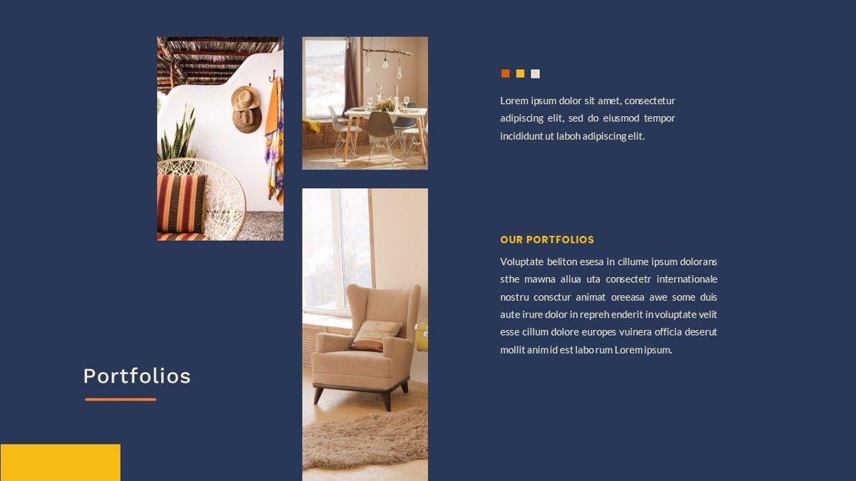 Kikie – Creative Business Elegant Google Slides Template, Slide 27, 06849, Presentation Templates — PoweredTemplate.com