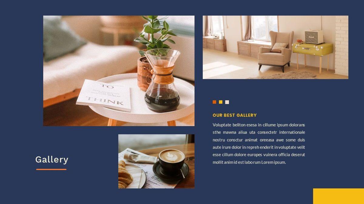 Kikie – Creative Business Elegant Google Slides Template, Slide 29, 06849, Presentation Templates — PoweredTemplate.com