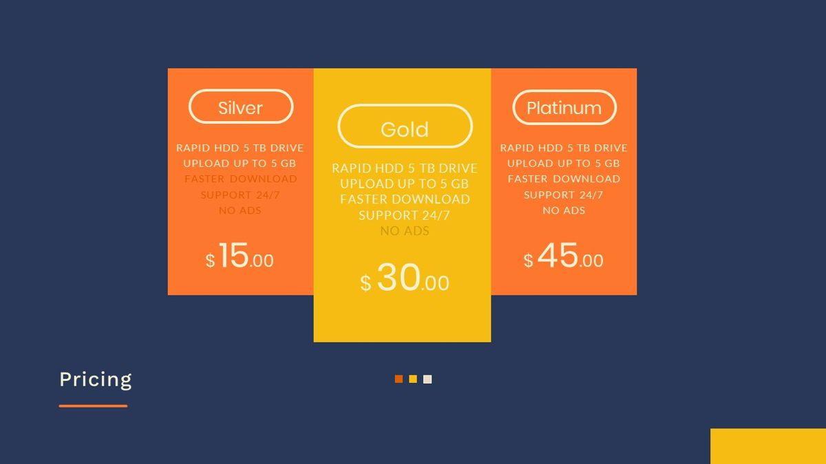 Kikie – Creative Business Elegant Google Slides Template, Slide 39, 06849, Presentation Templates — PoweredTemplate.com