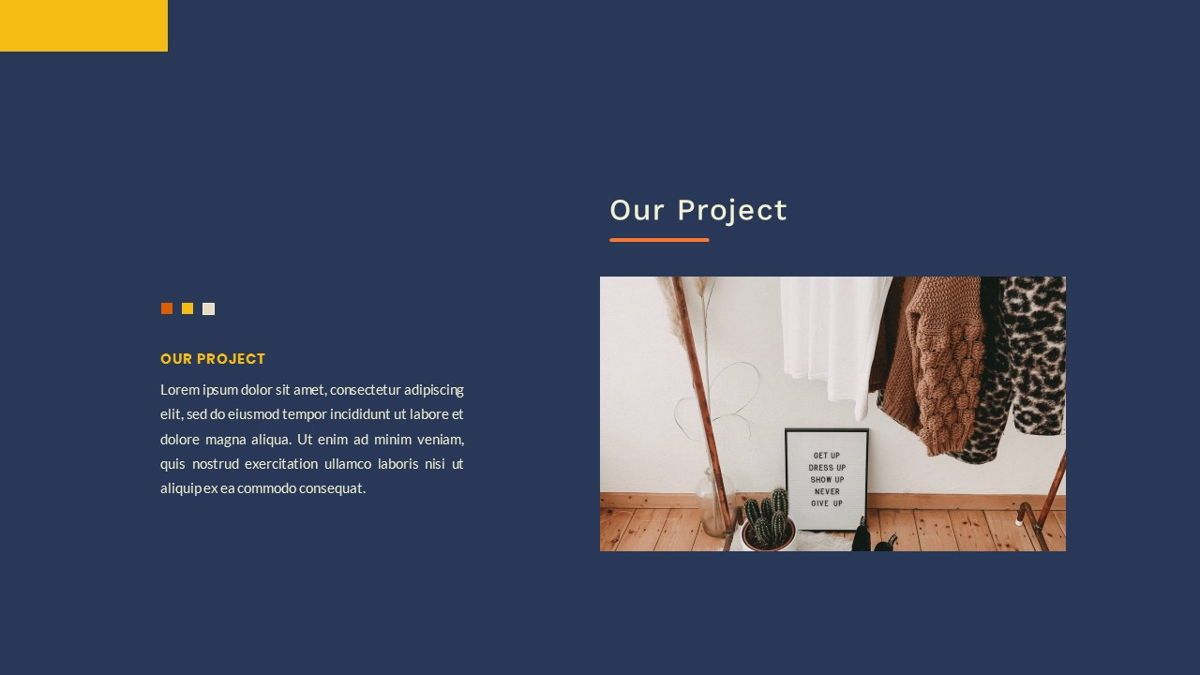 Kikie – Creative Business Elegant Google Slides Template, Slide 7, 06849, Presentation Templates — PoweredTemplate.com