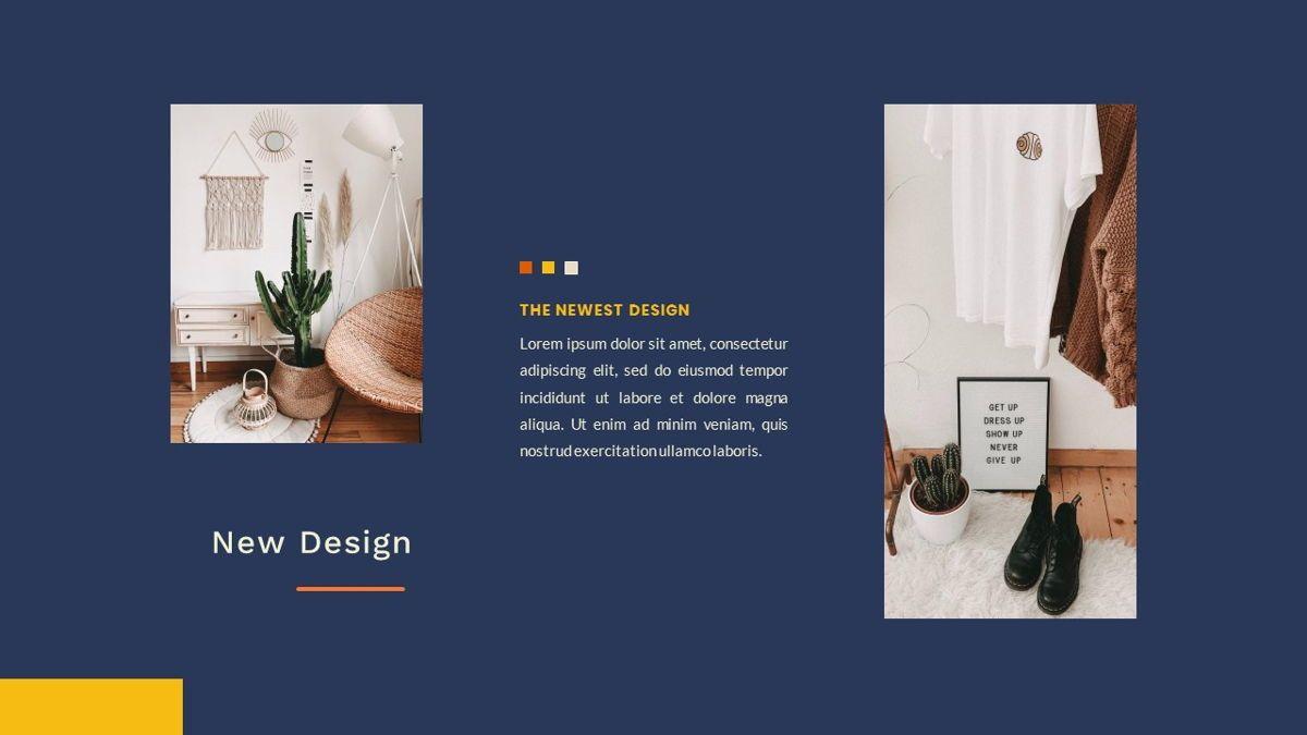 Kikie – Creative Business Elegant Google Slides Template, Slide 8, 06849, Presentation Templates — PoweredTemplate.com