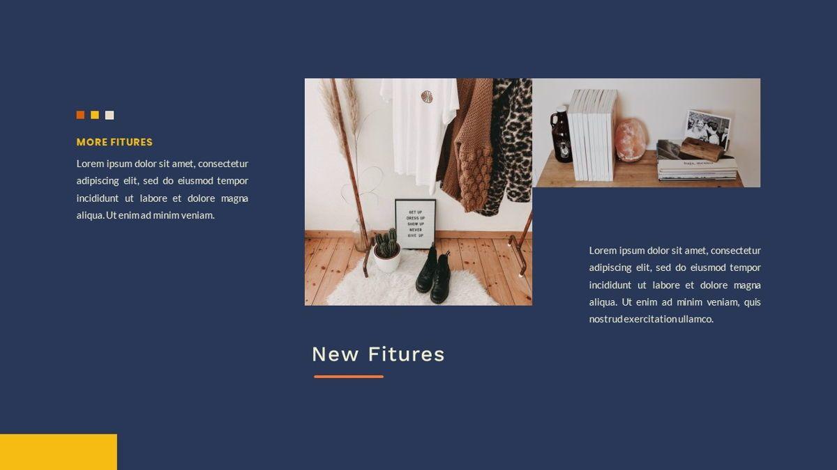 Kikie – Creative Business Elegant Google Slides Template, Slide 9, 06849, Presentation Templates — PoweredTemplate.com