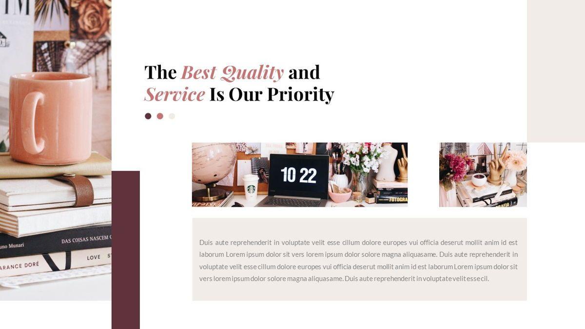Indiera – Creative Business PowerPoint Template, Slide 24, 06850, Presentation Templates — PoweredTemplate.com