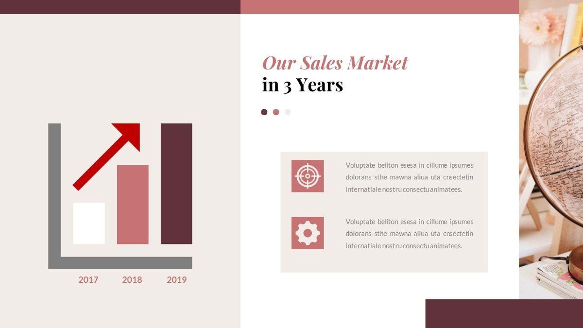 Indiera – Creative Business PowerPoint Template, Slide 36, 06850, Presentation Templates — PoweredTemplate.com