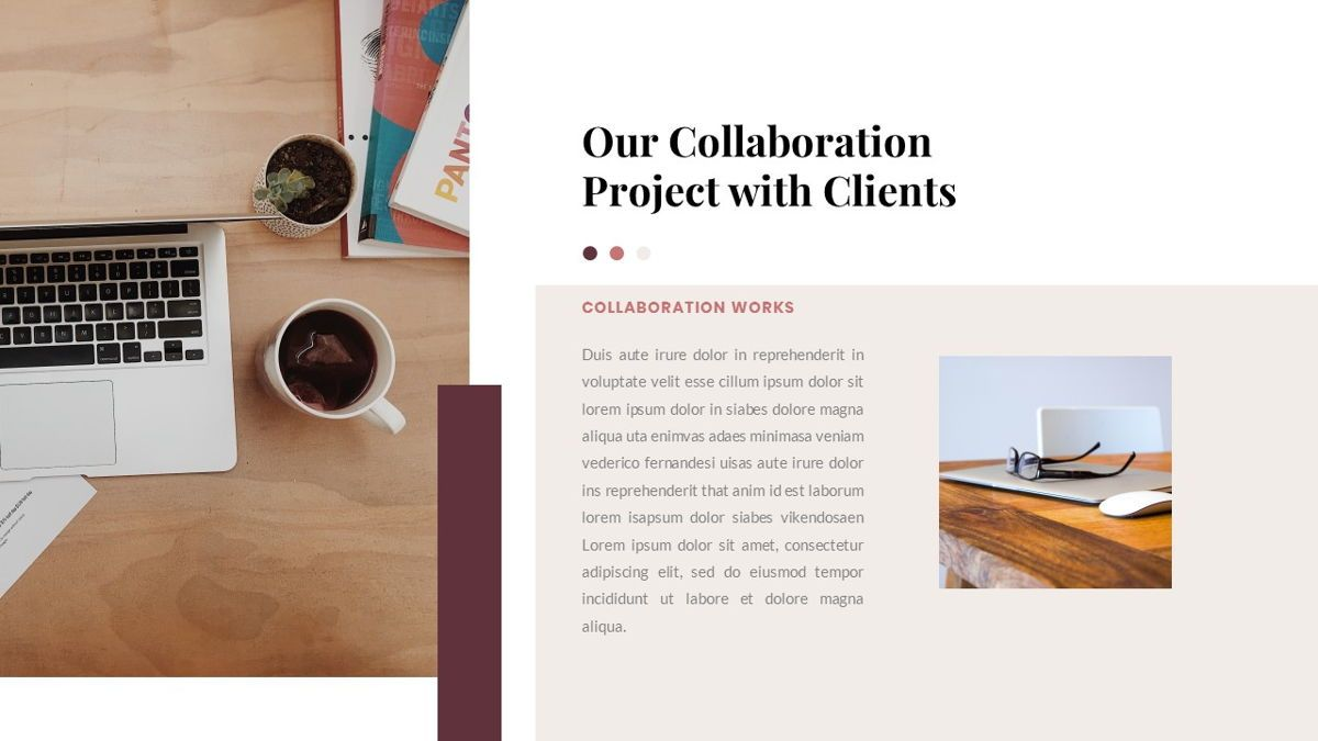 Indiera – Creative Business PowerPoint Template, Slide 8, 06850, Presentation Templates — PoweredTemplate.com