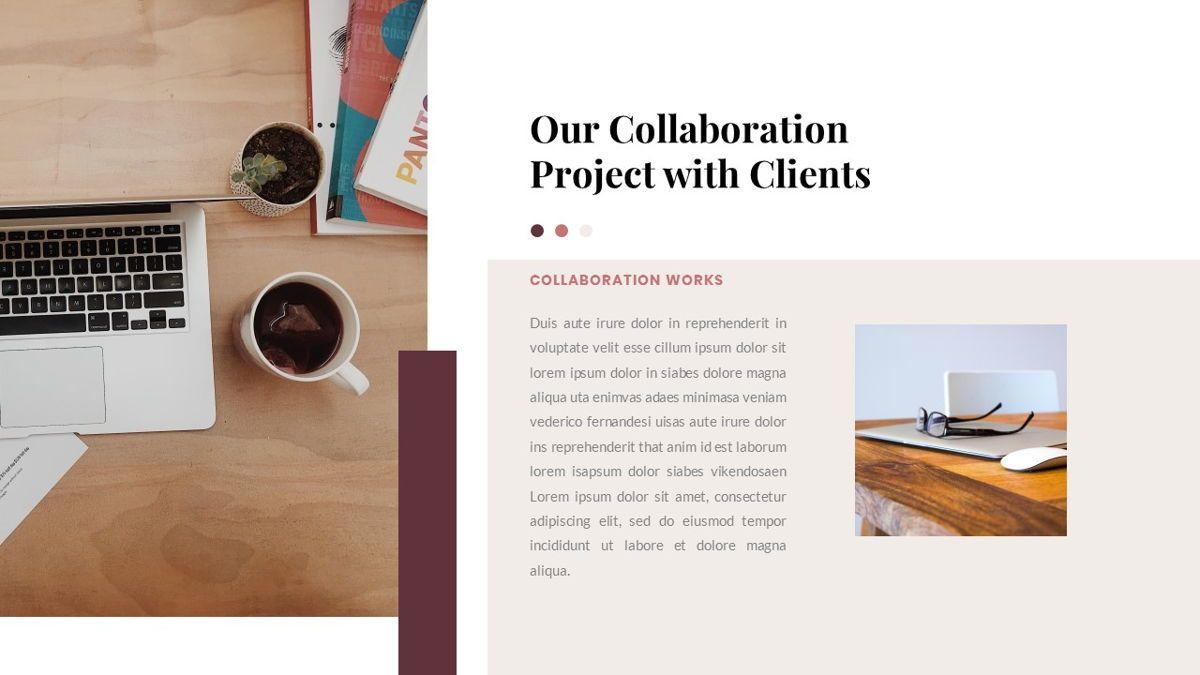 Indiera – Creative Business Keynote Template, Slide 8, 06851, Presentation Templates — PoweredTemplate.com