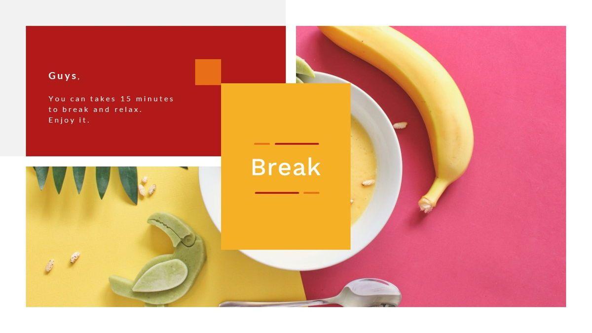 Tiwwie – Creative Business Pop Art PowerPoint Template, Slide 21, 06853, Presentation Templates — PoweredTemplate.com