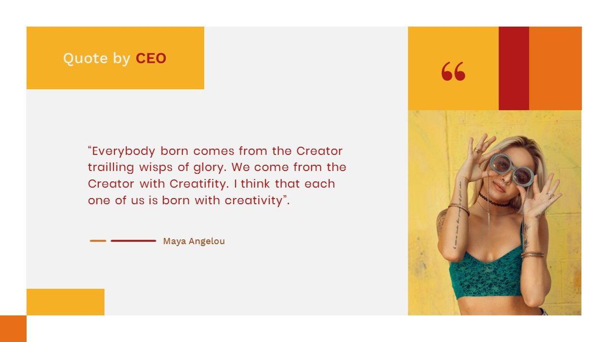 Tiwwie – Creative Business Pop Art PowerPoint Template, Slide 33, 06853, Presentation Templates — PoweredTemplate.com