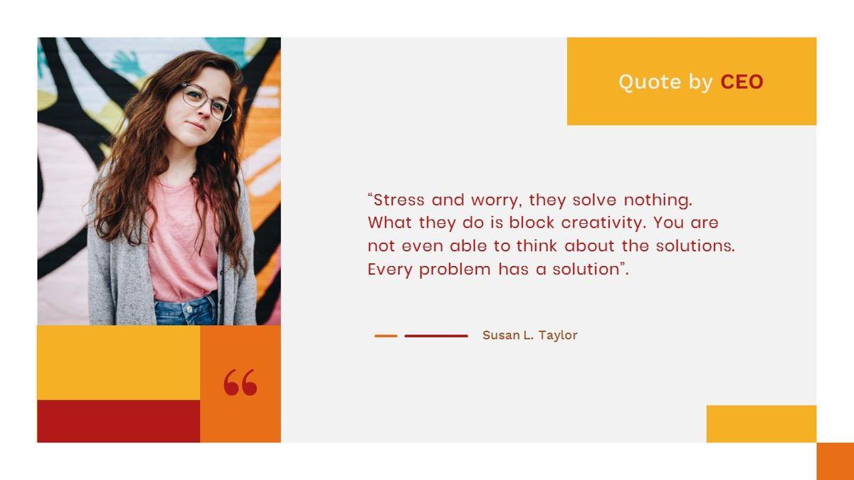 Tiwwie – Creative Business Pop Art PowerPoint Template, Slide 34, 06853, Presentation Templates — PoweredTemplate.com
