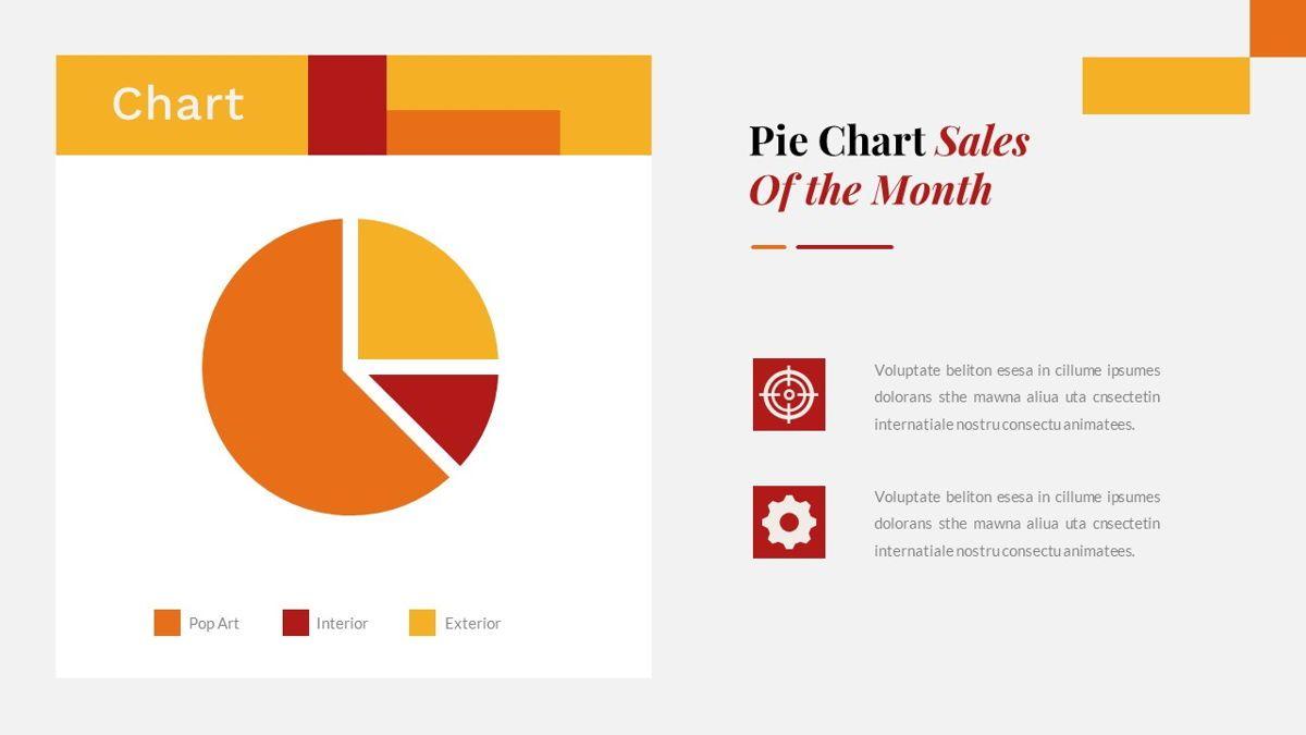 Tiwwie – Creative Business Pop Art PowerPoint Template, Slide 35, 06853, Presentation Templates — PoweredTemplate.com