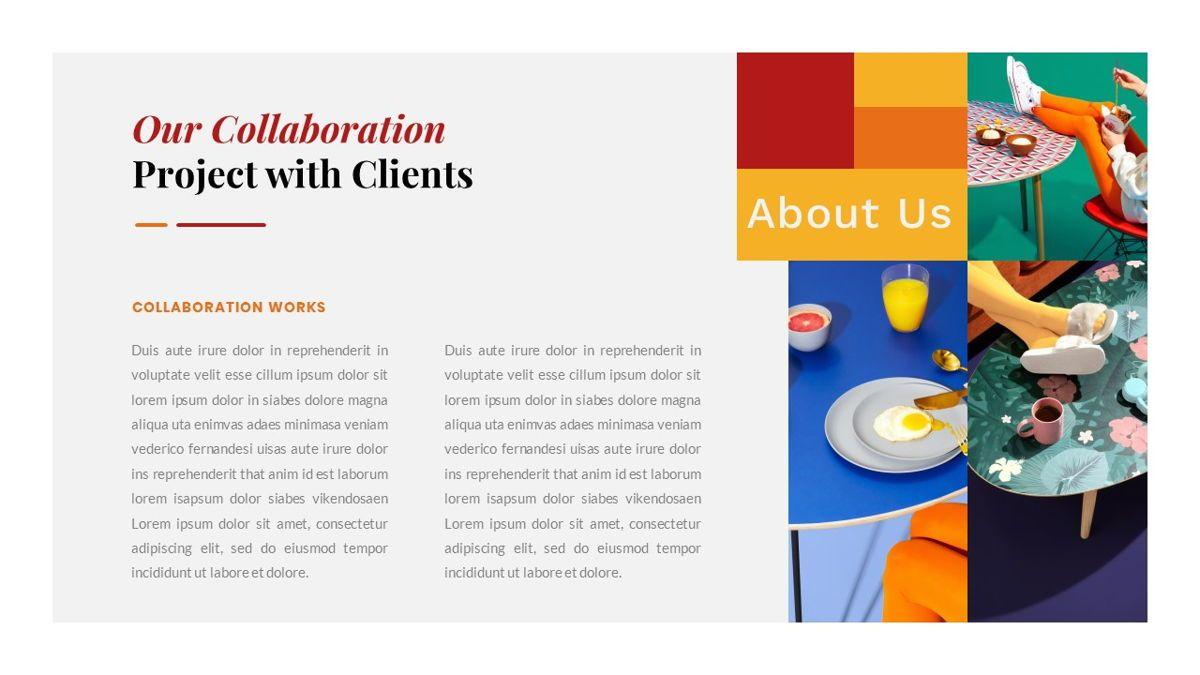 Tiwwie – Creative Business Pop Art PowerPoint Template, Slide 8, 06853, Presentation Templates — PoweredTemplate.com