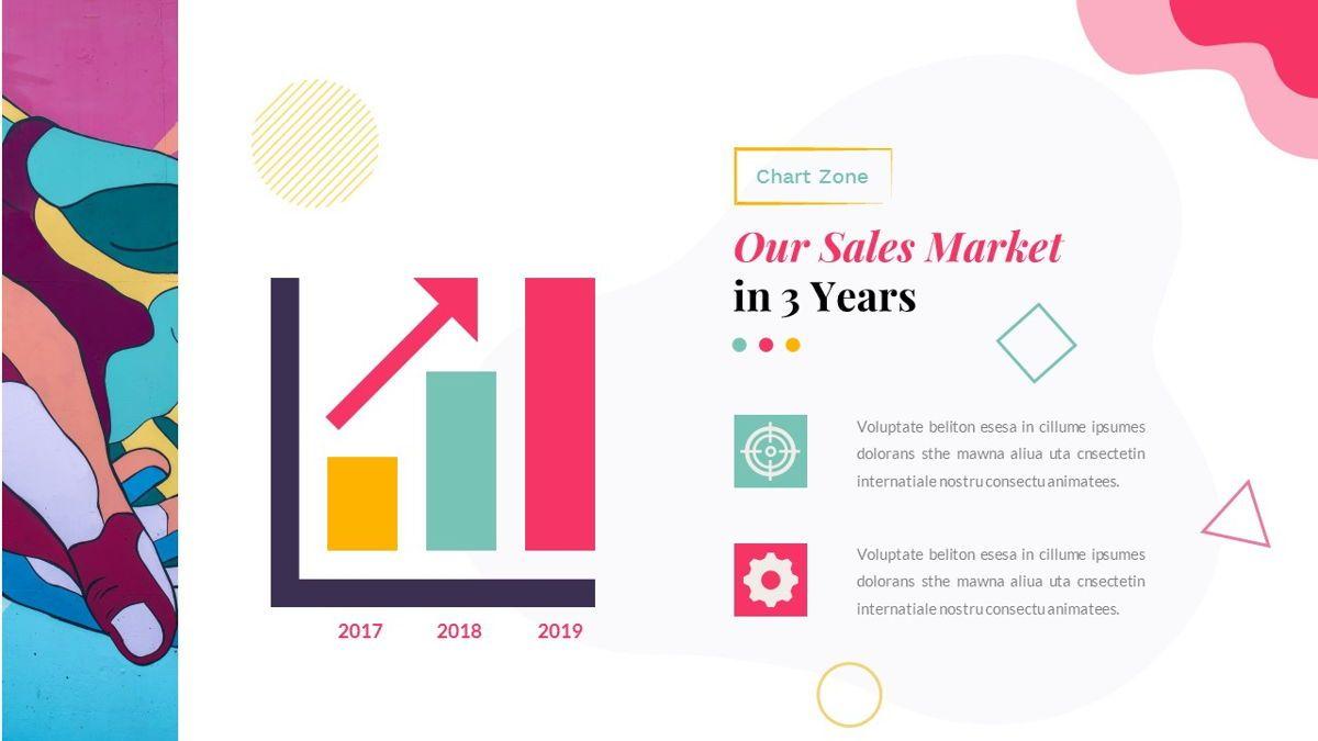 Zorojuro – Creative Business Pop Art PowerPoint Template, Slide 36, 06855, Presentation Templates — PoweredTemplate.com