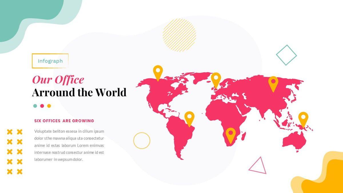 Zorojuro – Creative Business Pop Art PowerPoint Template, Slide 37, 06855, Presentation Templates — PoweredTemplate.com