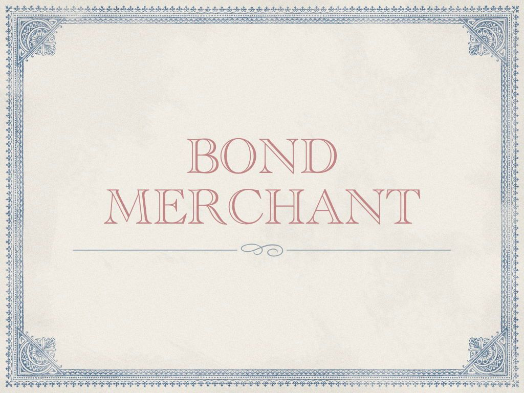 Bond Merchant Keynote Template, Slide 10, 06860, Education Charts and Diagrams — PoweredTemplate.com