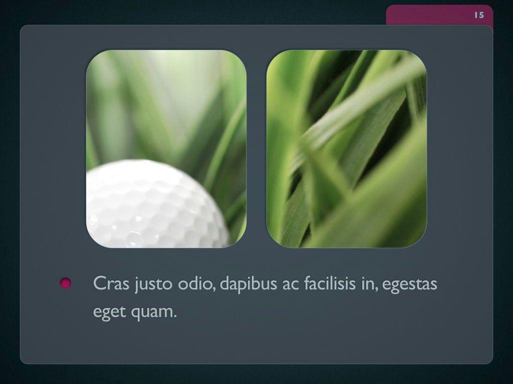 Button Folder Keynote Template, Slide 16, 06861, Presentation Templates — PoweredTemplate.com