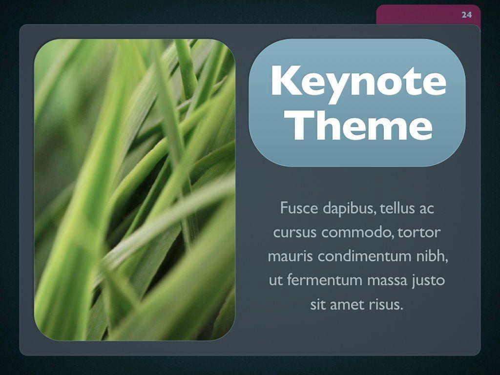 Button Folder Keynote Template, Slide 25, 06861, Presentation Templates — PoweredTemplate.com