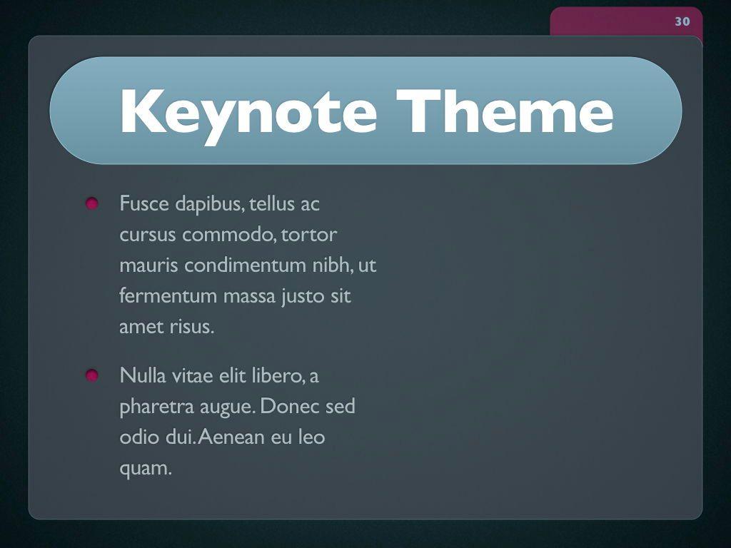 Button Folder Keynote Template, Slide 31, 06861, Presentation Templates — PoweredTemplate.com