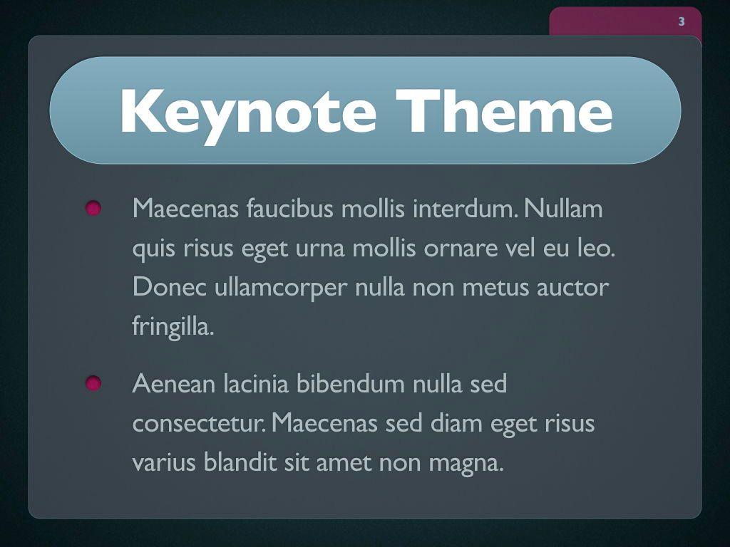 Button Folder Keynote Template, Slide 4, 06861, Presentation Templates — PoweredTemplate.com