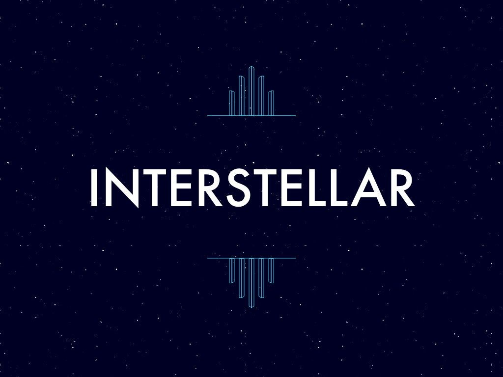 Interstellar Keynote Template, Slide 10, 06862, Presentation Templates — PoweredTemplate.com