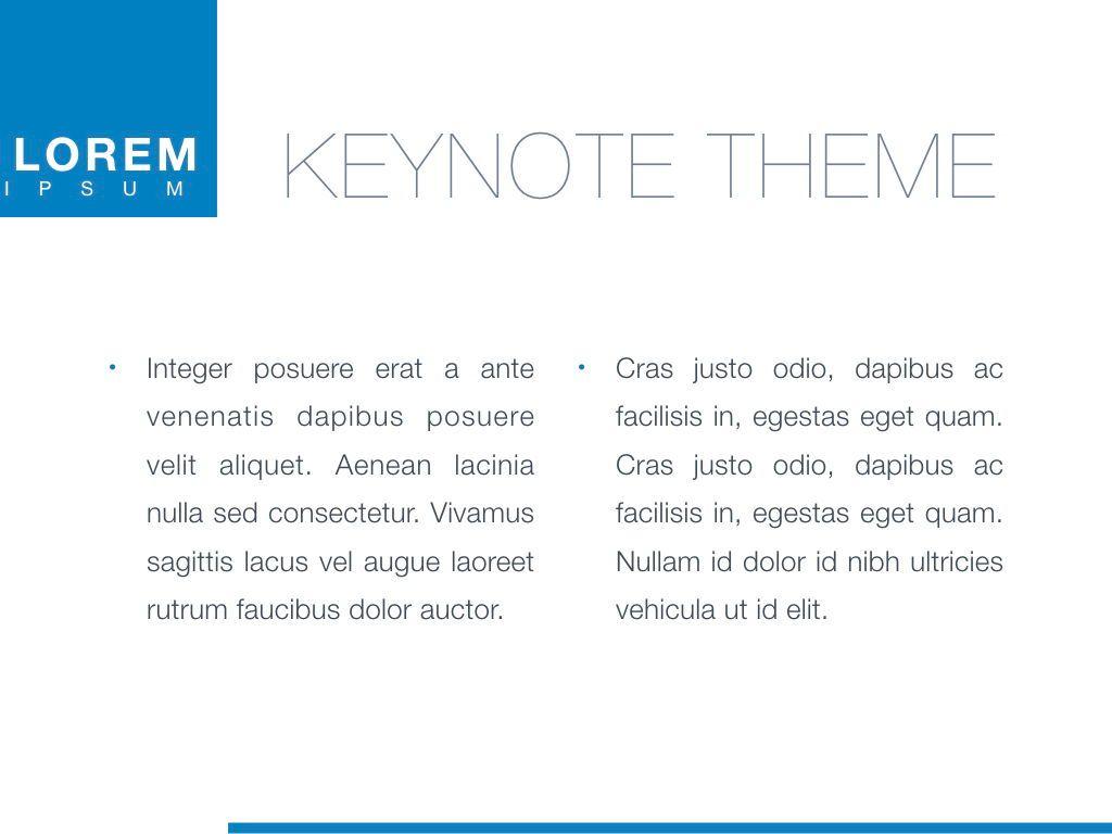 Subtle Mind Keynote Template, Slide 5, 06870, Presentation Templates — PoweredTemplate.com
