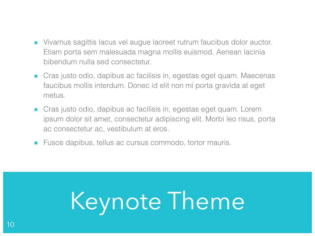 Ocean Safari Keynote Template, Slide 11, 06871, Presentation Templates — PoweredTemplate.com