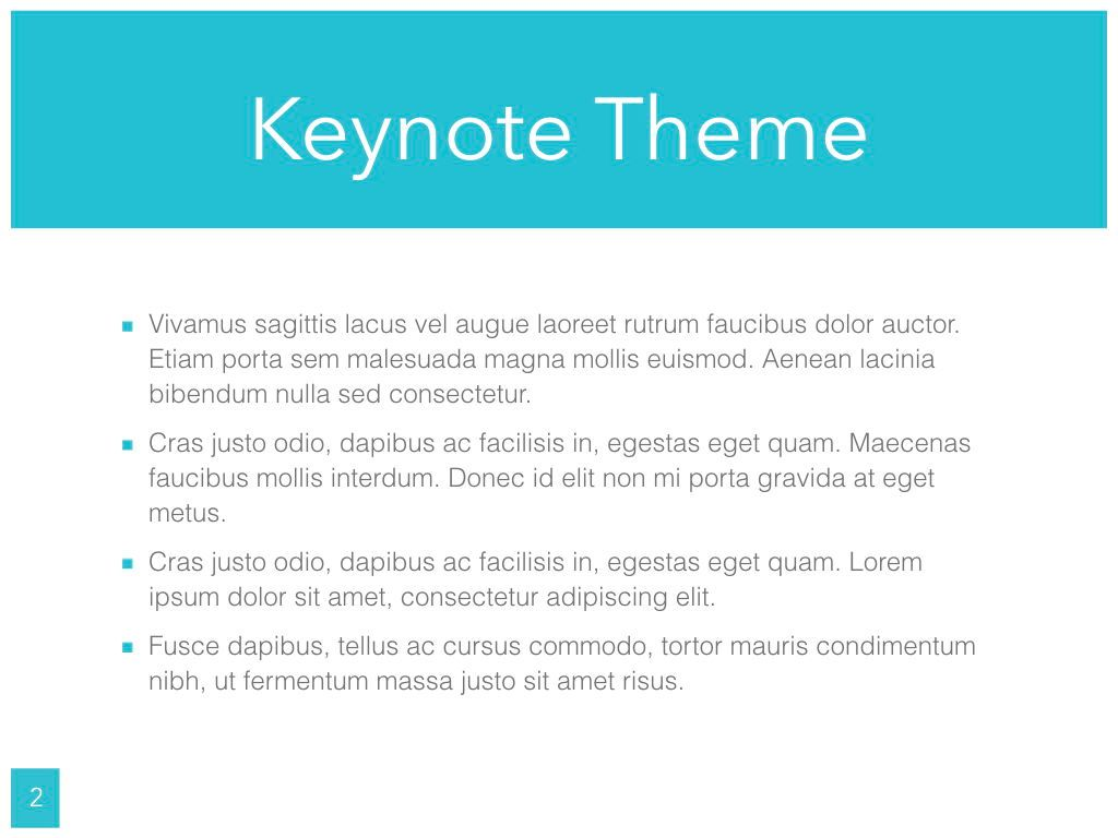Ocean Safari Keynote Template, Slide 3, 06871, Presentation Templates — PoweredTemplate.com