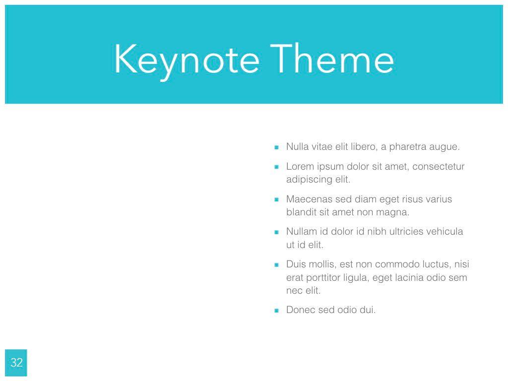 Ocean Safari Keynote Template, Slide 33, 06871, Presentation Templates — PoweredTemplate.com