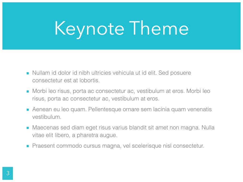 Ocean Safari Keynote Template, Slide 4, 06871, Presentation Templates — PoweredTemplate.com