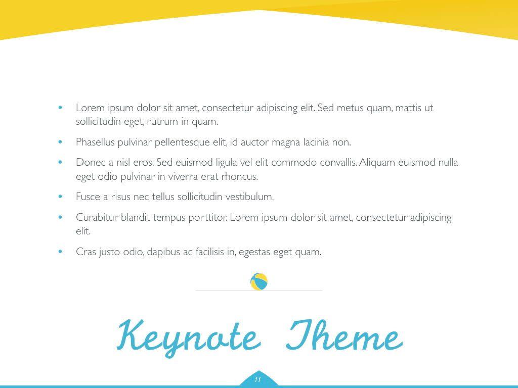 Play Date Keynote Template, Slide 12, 06872, Presentation Templates — PoweredTemplate.com