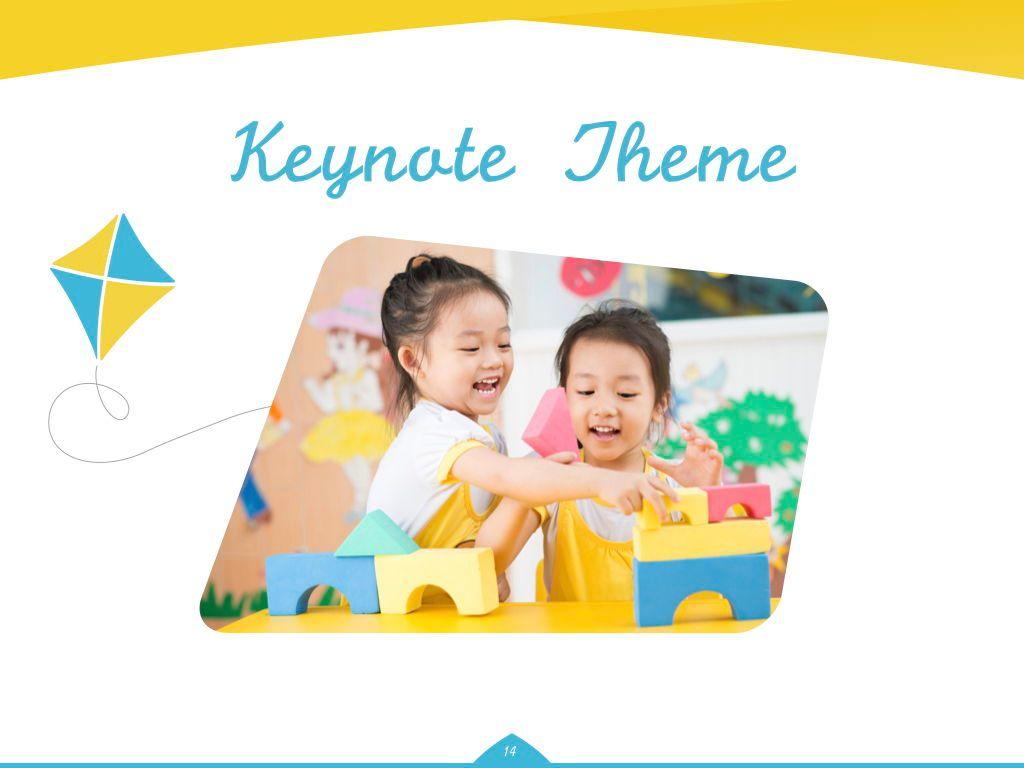 Play Date Keynote Template, Slide 15, 06872, Presentation Templates — PoweredTemplate.com