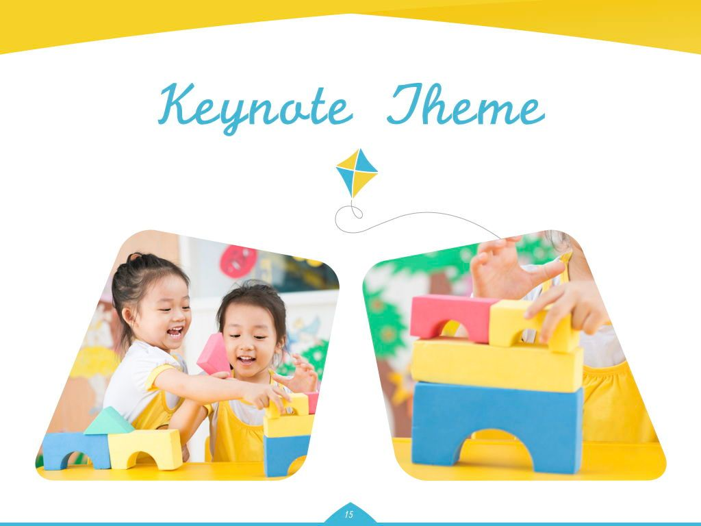 Play Date Keynote Template, Slide 16, 06872, Presentation Templates — PoweredTemplate.com