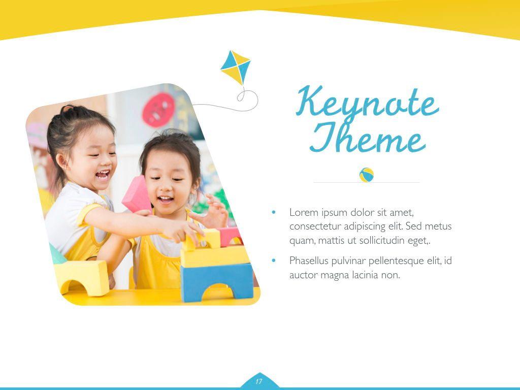 Play Date Keynote Template, Slide 18, 06872, Presentation Templates — PoweredTemplate.com