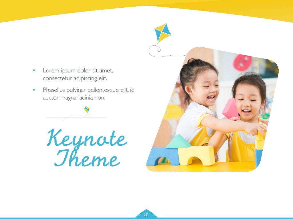 Play Date Keynote Template, Slide 19, 06872, Presentation Templates — PoweredTemplate.com