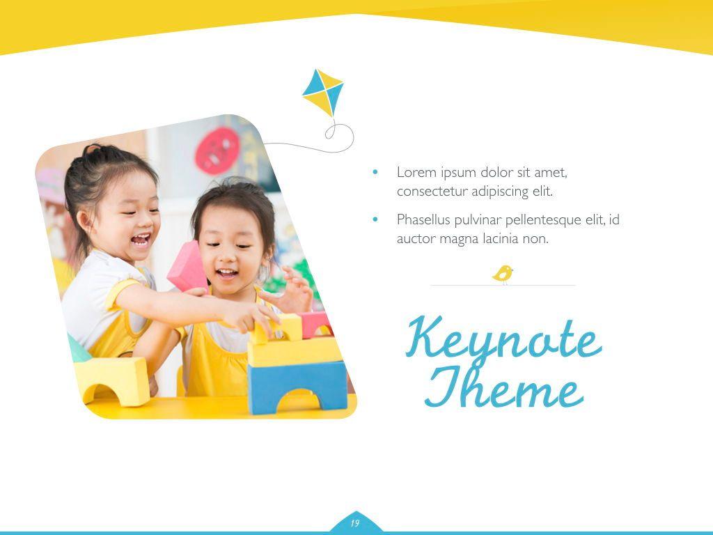 Play Date Keynote Template, Slide 20, 06872, Presentation Templates — PoweredTemplate.com