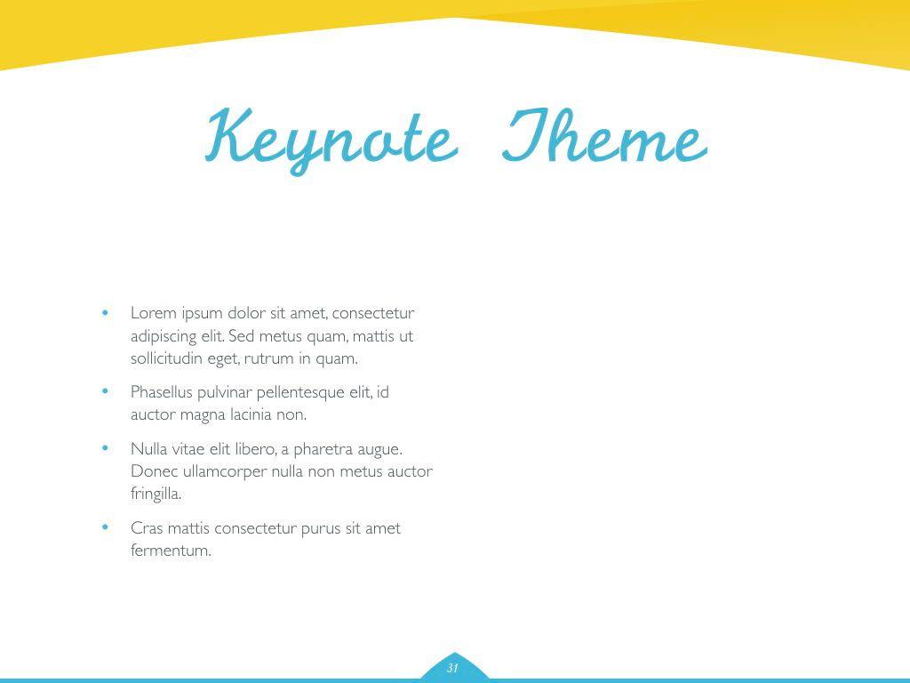 Play Date Keynote Template, Slide 32, 06872, Presentation Templates — PoweredTemplate.com