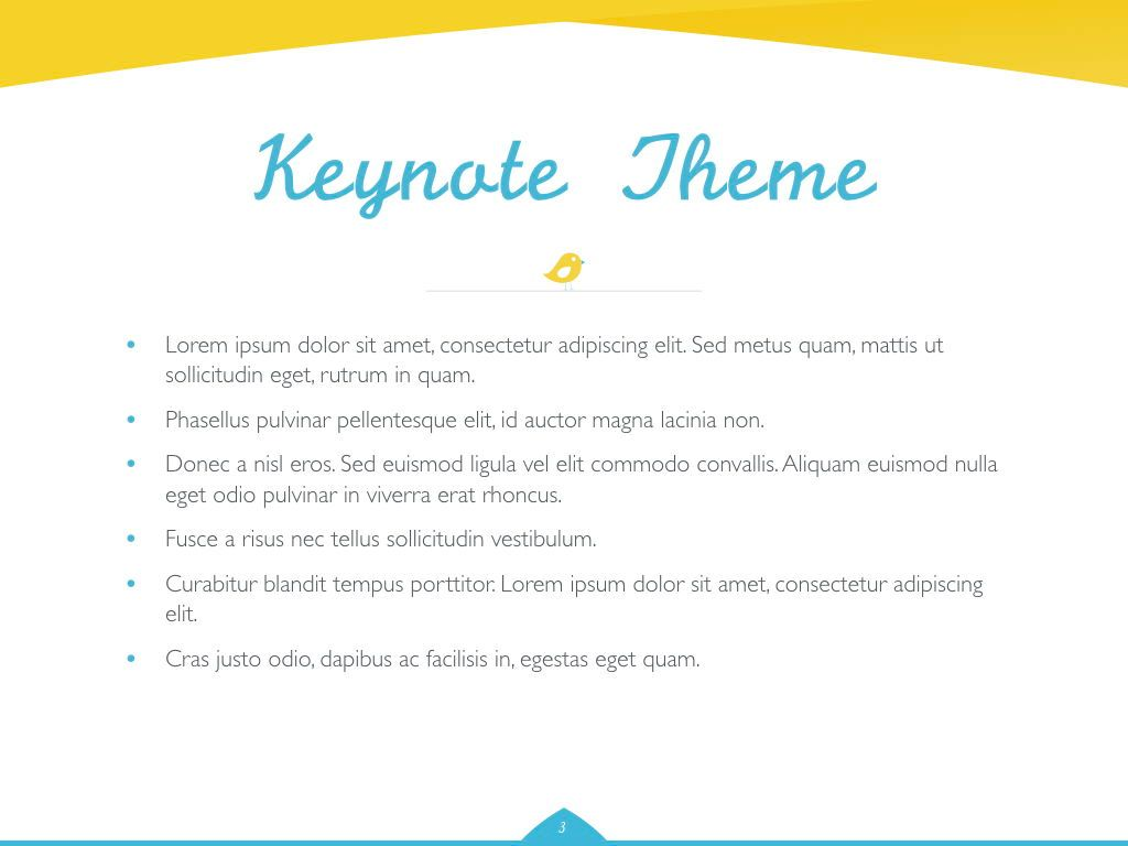 Play Date Keynote Template, Slide 4, 06872, Presentation Templates — PoweredTemplate.com