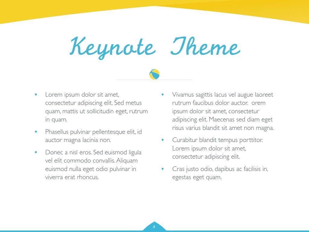 Play Date Keynote Template, Slide 5, 06872, Presentation Templates — PoweredTemplate.com