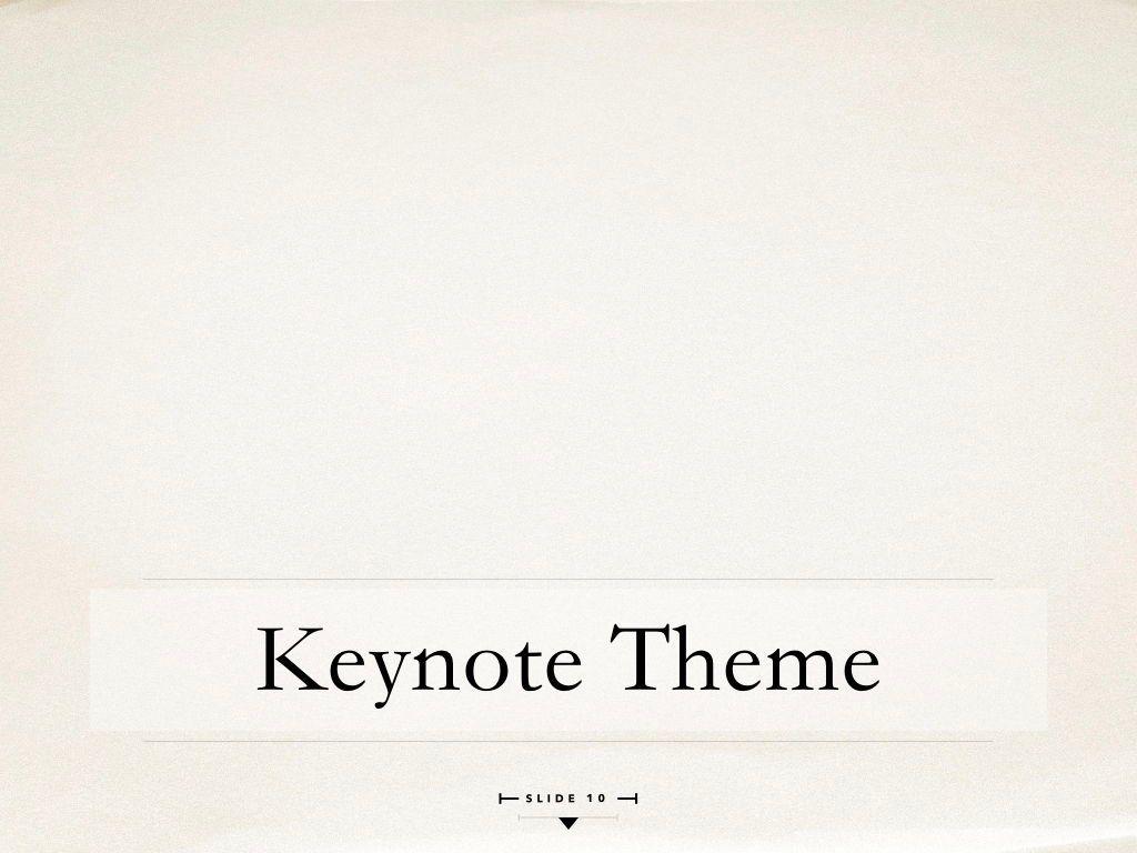 News Report Keynote Template, Slide 11, 06873, Presentation Templates — PoweredTemplate.com