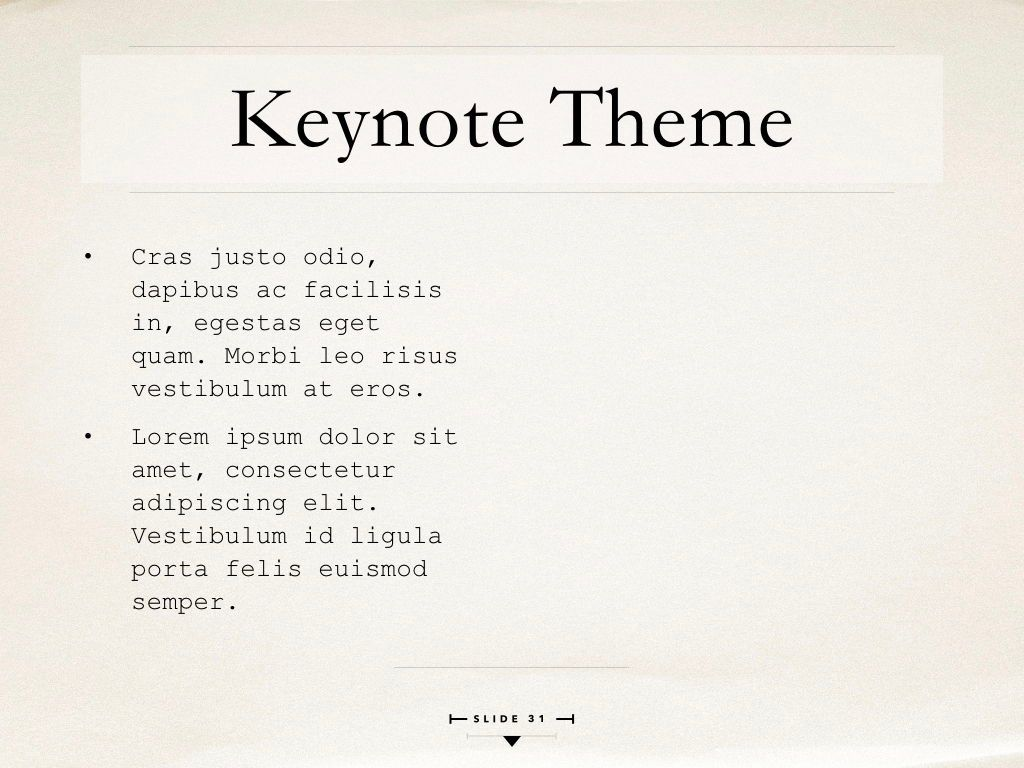 News Report Keynote Template, Slide 32, 06873, Presentation Templates — PoweredTemplate.com