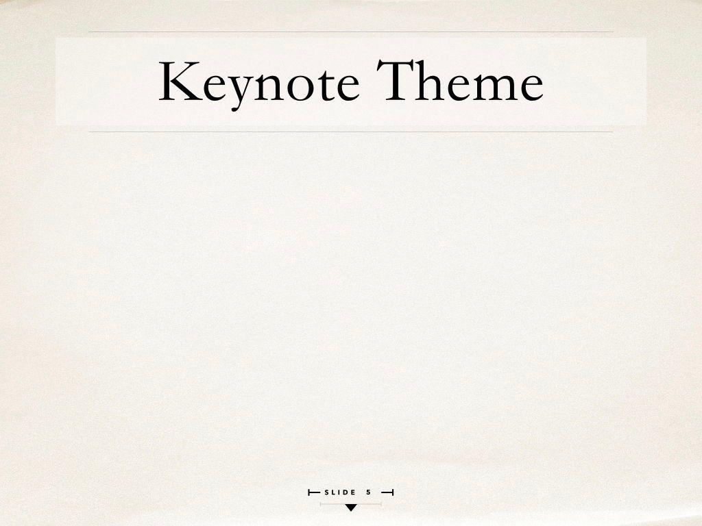 News Report Keynote Template, Slide 6, 06873, Presentation Templates — PoweredTemplate.com