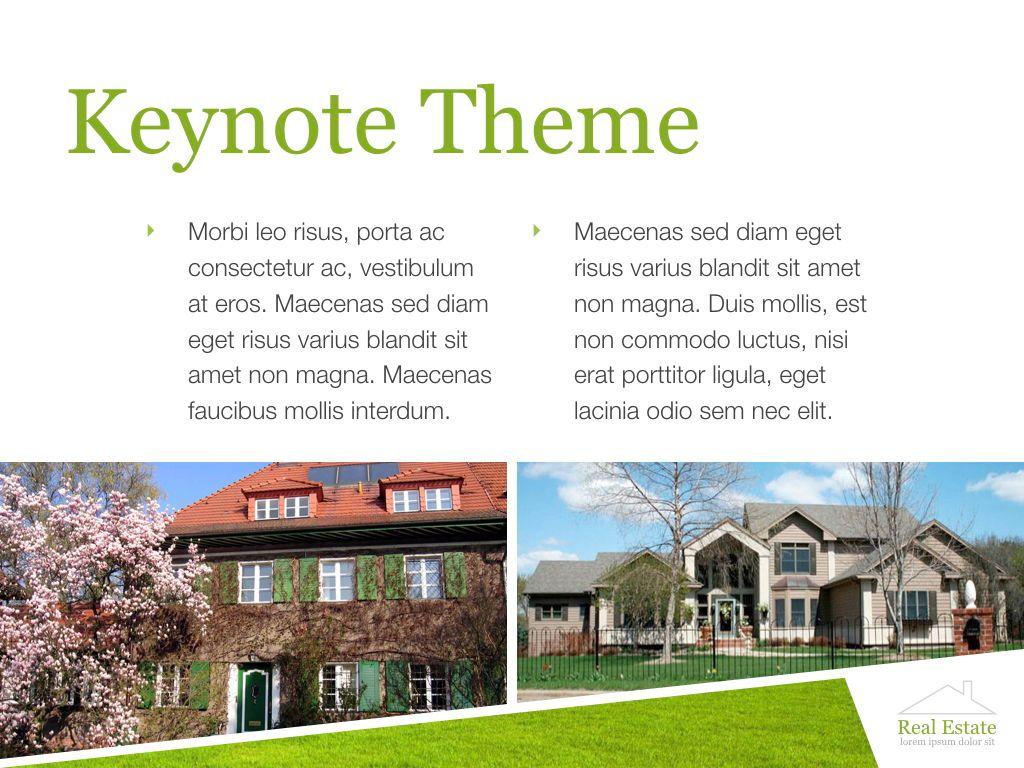 Living Space Keynote Template, Slide 15, 06874, Presentation Templates — PoweredTemplate.com