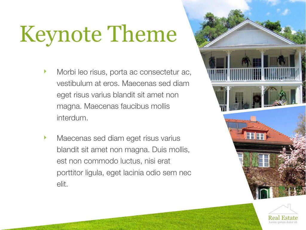 Living Space Keynote Template, Slide 17, 06874, Presentation Templates — PoweredTemplate.com